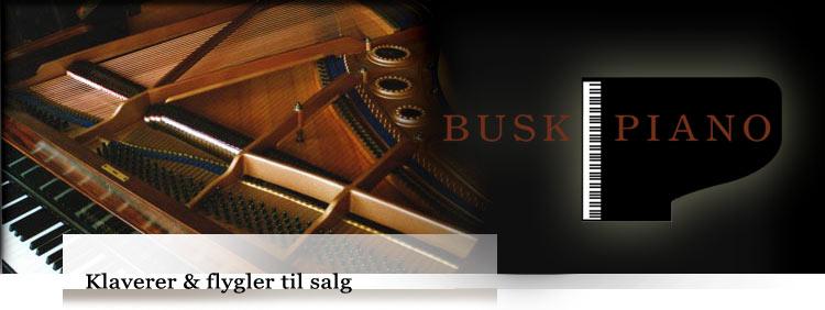 klaver flygel brugt